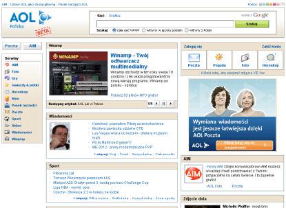 AOL POlska