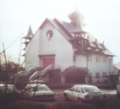 Kościół w Chotyńcu