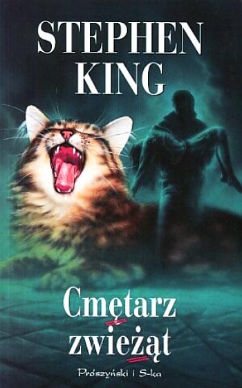 Stephen King Cmętarz zwieżąt