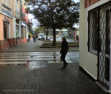 Ciasna uliczka