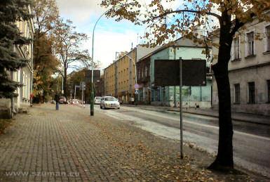 Ulica Rzeszowska