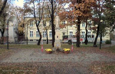 Plac Gryfitów